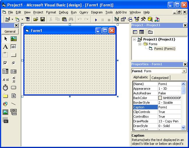 Visual Basic Tutorial Screen 3