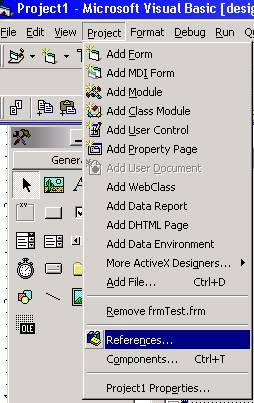 التعامل مع الملفات والمجلدات و الاقراص من خلال الكائن File System Object  Image001