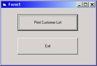 Visual Basic 6 printing